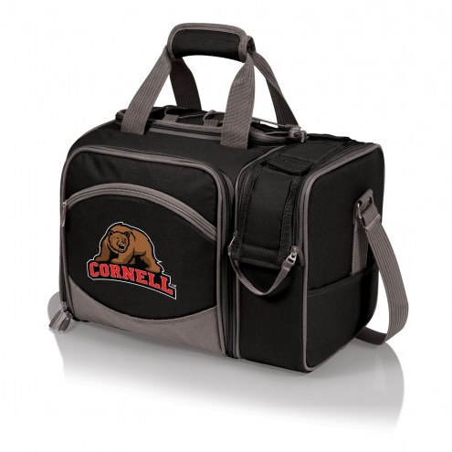 Cornell Big Red Black Malibu Picnic Pack