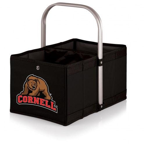 Cornell Big Red Black Urban Picnic Basket