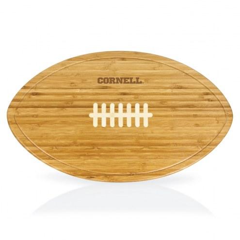 Cornell Big Red Kickoff Cutting Board