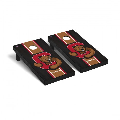 Cornell Big Red Onyx Stained Cornhole Game Set