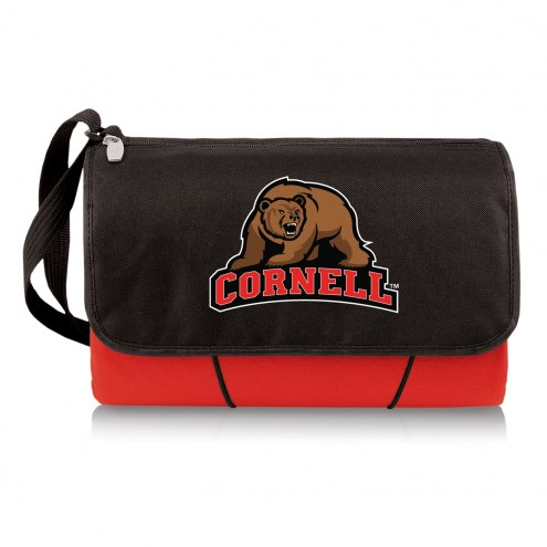Cornell Big Red Red Blanket Tote