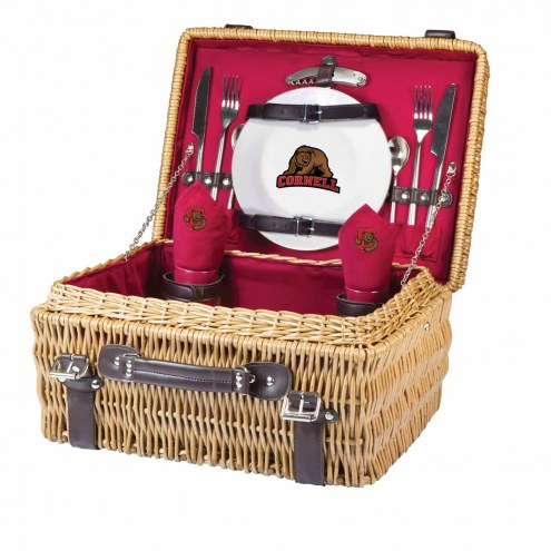 Cornell Big Red Red Champion Picnic Basket