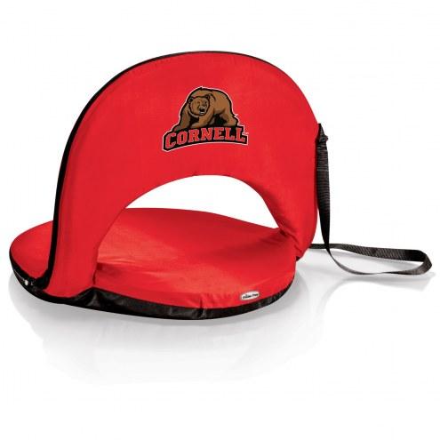 Cornell Big Red Red Oniva Beach Chair