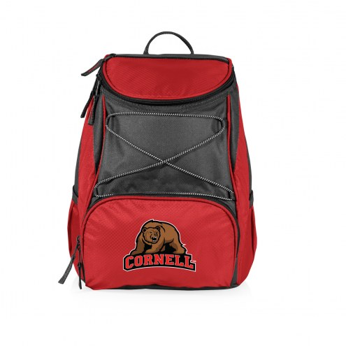 Cornell Big Red Red PTX Backpack Cooler