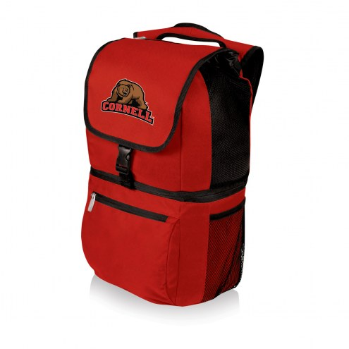 Cornell Big Red Red Zuma Cooler Backpack