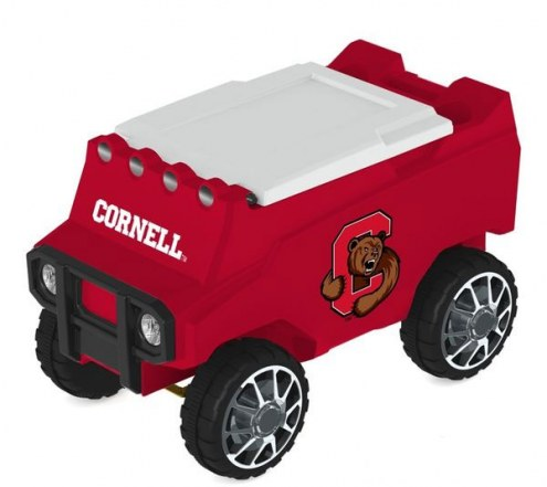 Cornell Big Red Remote Control Rover Cooler