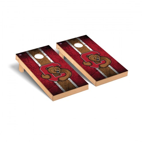 Cornell Big Red Vintage Cornhole Game Set