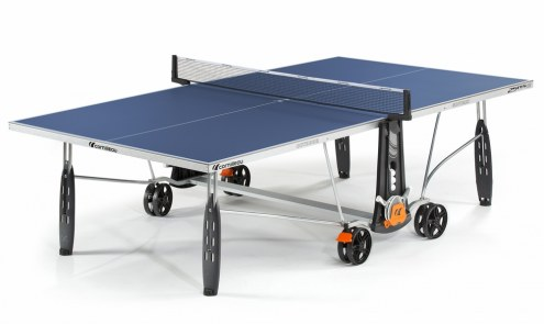 Cornilleau 250S Crossover Indoor/Outdoor Blue Ping Pong Table