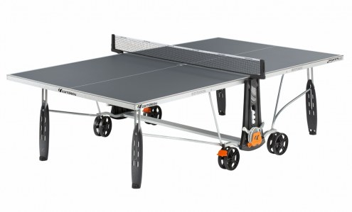 Cornilleau 250S Crossover Indoor/Outdoor Gray Ping Pong Table