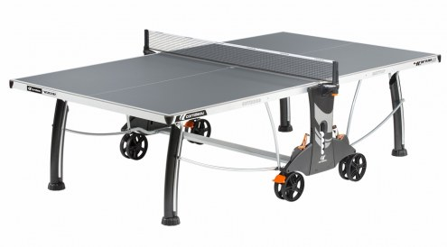 Cornilleau 400M Crossover Indoor/Outdoor Gray Ping Pong Table