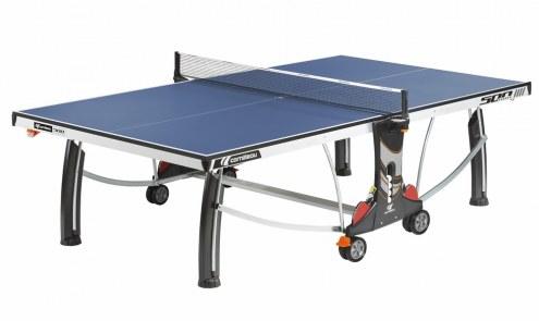 Cornilleau 500 Indoor Blue Table Tennis Table