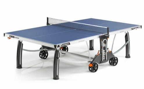 Cornilleau 500M Crossover Indoor/Outdoor Blue Ping Pong Table