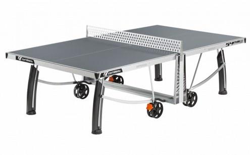 Cornilleau 540M Crossover Indoor/Outdoor Gray Table Tennis Table