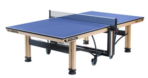 Cornilleau Competition 850 Wood ITTF Blue Indoor Ping Pong Table