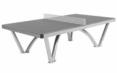 Cornilleau Park Outdoor Gray Ping Pong Table