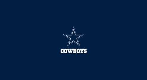 Dallas Cowboys NFL Team Logo Billiard Cloth