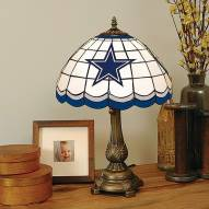Dallas Cowboys NFL Stained Glass Table Lamp