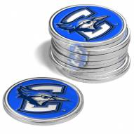 Creighton Bluejays 12-Pack Golf Ball Markers