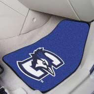 Creighton Bluejays 2-Piece Carpet Car Mats