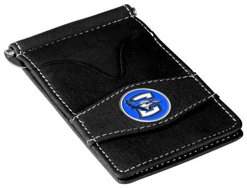 Creighton Bluejays Black Player's Wallet