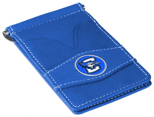 Creighton Bluejays Blue Player's Wallet