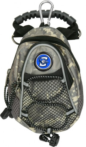 Creighton Bluejays Camo Mini Day Pack