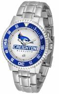 Creighton Bluejays Competitor Steel Men's Watch