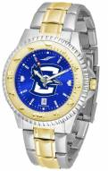 Creighton Bluejays Competitor Two-Tone AnoChrome Men's Watch