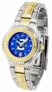 Creighton Bluejays Competitor Two-Tone AnoChrome Women's Watch