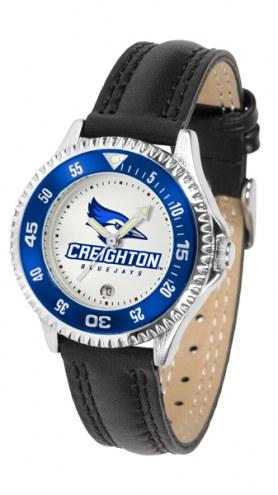 Creighton Bluejays Competitor Women's Watch