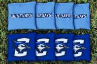 Creighton Bluejays Cornhole Bag Set