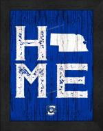 Creighton Bluejays Home Away From Home Wall Decor