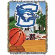 Creighton Bluejays Home Field Advantage Throw Blanket