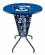Creighton Bluejays Indoor Lighted Pub Table