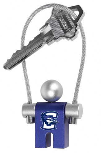 Creighton Bluejays Jumper Keychain