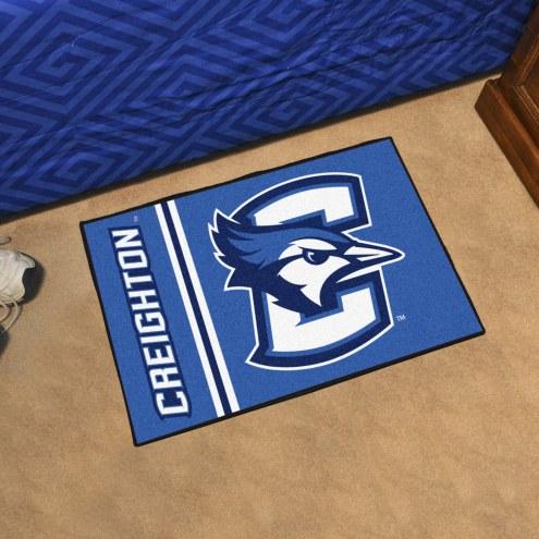 Creighton Bluejays NCAA Starter Rug
