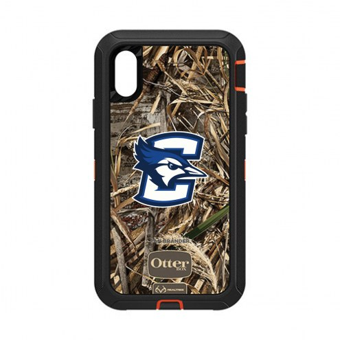 Creighton Bluejays OtterBox iPhone XR Defender Realtree Camo Case