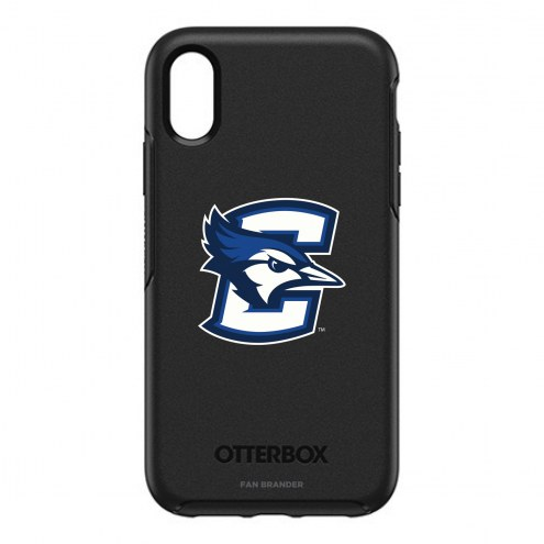 Creighton Bluejays OtterBox iPhone XR Symmetry Black Case