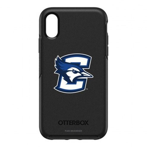 Creighton Bluejays OtterBox iPhone XR Symmetry Black Case