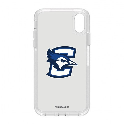 Creighton Bluejays OtterBox iPhone XR Symmetry Clear Case
