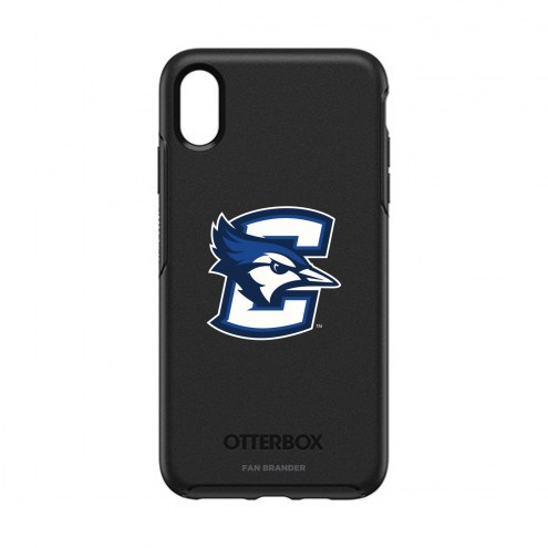 Creighton Bluejays OtterBox iPhone XS Max Symmetry Black Case