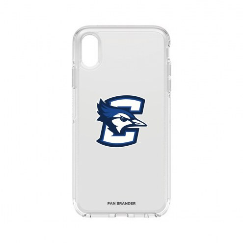 Creighton Bluejays OtterBox iPhone XS Max Symmetry Clear Case
