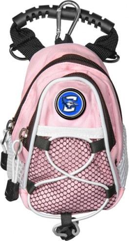 Creighton Bluejays Pink Mini Day Pack