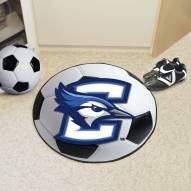 Creighton Bluejays Soccer Ball Mat