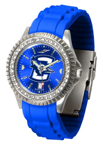Creighton Bluejays Sparkle Women's Watch