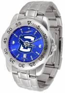 Creighton Bluejays Sport Steel AnoChrome Men's Watch