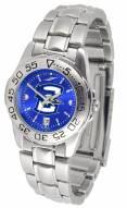 Creighton Bluejays Sport Steel AnoChrome Women's Watch