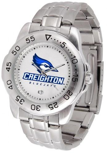 Creighton Bluejays Sport Steel Men's Watch