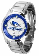 Creighton Bluejays Titan Steel Men's Watch