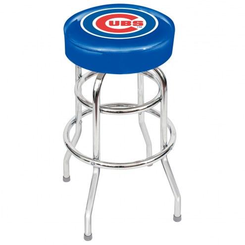 Chicago Cubs MLB Team BAR Stool